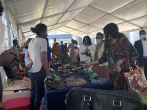 Easter Trade Fair – mesgana shoe